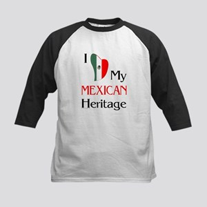Mexican Heritage Kids Baseball Jersey
