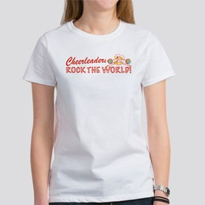 Cheerleaders Rock Women's T-Shirt