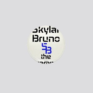 Skylar the Gamer Mini Button