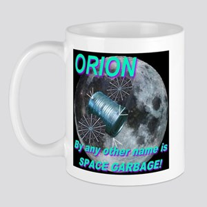 Shakespearean Space Garbage Mug