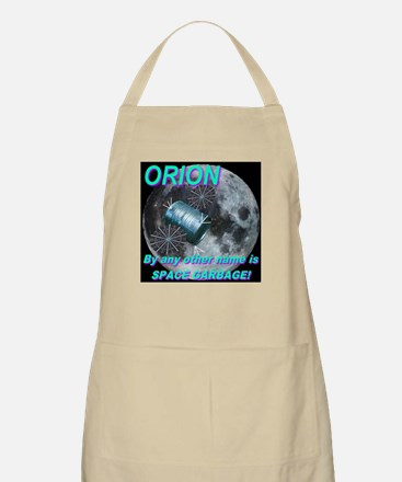 Shakespearean Space Garbage BBQ Apron