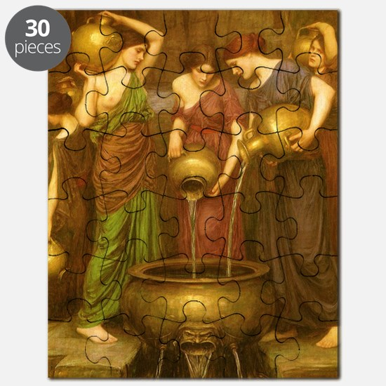 The Danaides by JW Waterhouse Puzzle