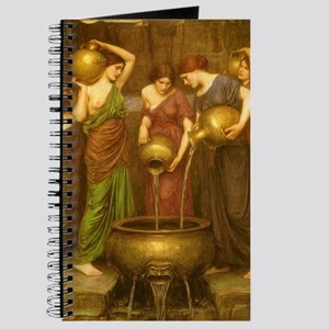 The Danaides by JW Waterhouse Journal