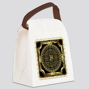 Monogram H Canvas Lunch Bag