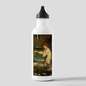 Mermaid by JW Waterhou Stainless Water Bottle 1.0L