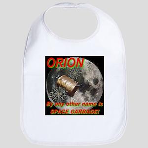 Shakespearean Space Garbage Bib