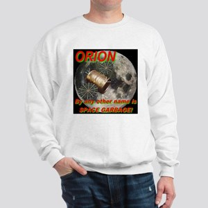 Shakespearean Space Garbage Sweatshirt