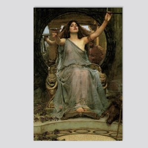 Circe by JW Waterhouse Postcards (Package of 8)