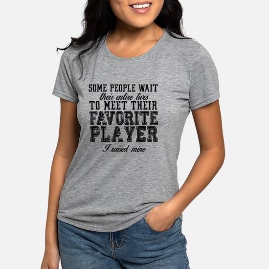 Favorite Player Womens Tri-blend T-Shirt