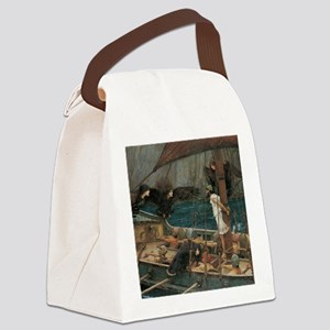 Ulysses and the Sirens by JW Wate Canvas Lunch Bag