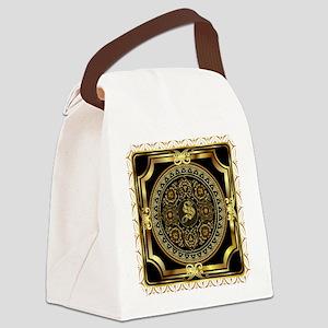 Monogram S Canvas Lunch Bag