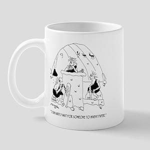 Invent Paper Already Mug