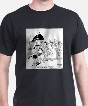 Disorder in the Court T-Shirt