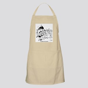 Disorder in the Court Apron