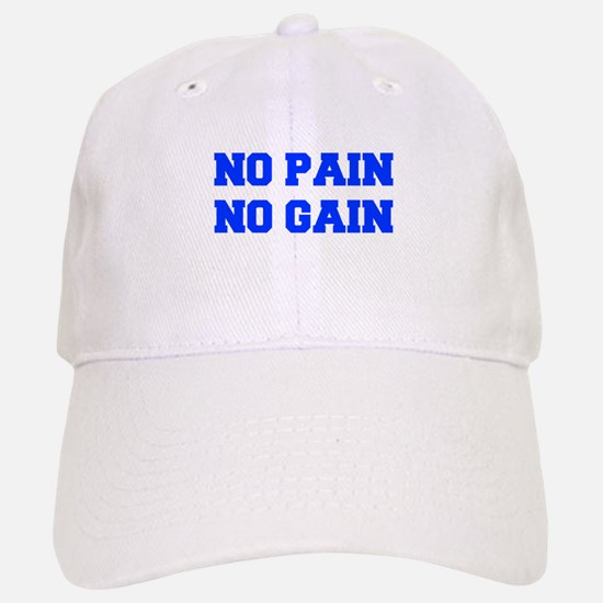 NO-PAIN-FRESH-BLUE Baseball Baseball Baseball Cap