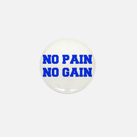 NO-PAIN-FRESH-BLUE Mini Button