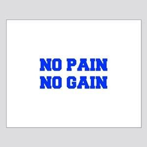 NO-PAIN-FRESH-BLUE Posters