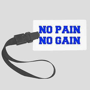 NO-PAIN-FRESH-BLUE Luggage Tag