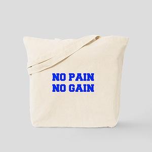 NO-PAIN-FRESH-BLUE Tote Bag
