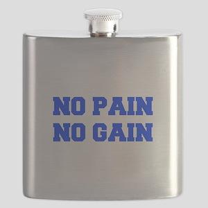 NO-PAIN-FRESH-BLUE Flask