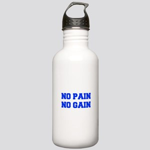 NO-PAIN-FRESH-BLUE Water Bottle