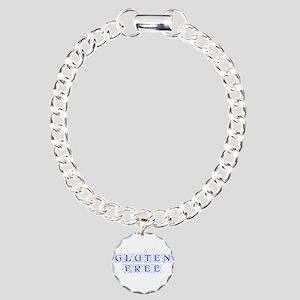 gluten-free-KON-BLUE Bracelet