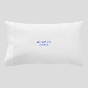 gluten-free-KON-BLUE Pillow Case