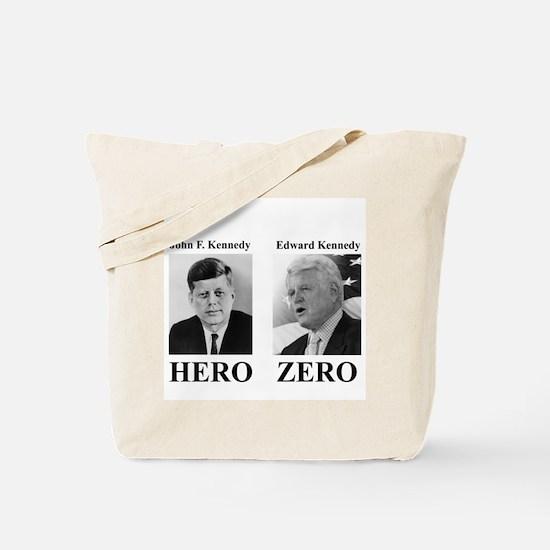 Hero - Zero Tote Bag