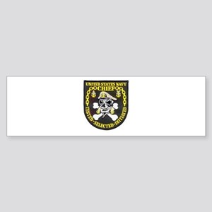 CPO, SCPO and MCPO Bumper Sticker