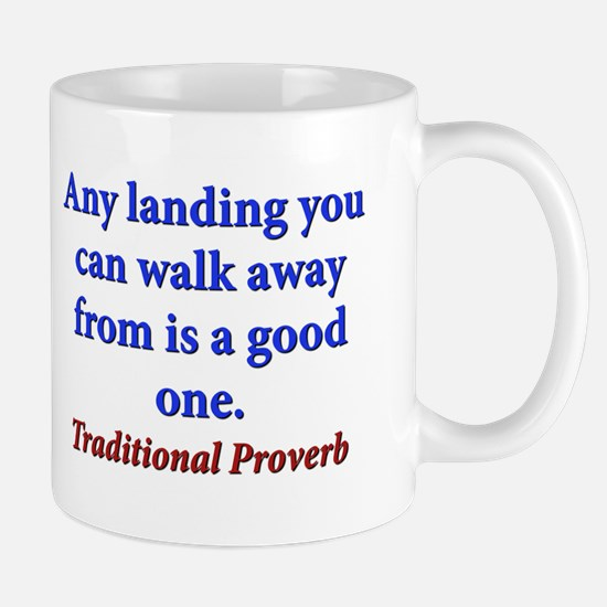Any Landing You Can Walk Away From - Traditional 1