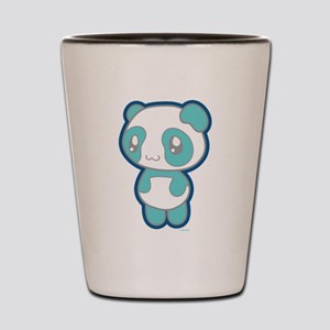 Ping Pong Panda Shot Glass