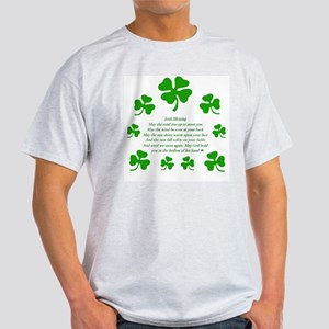 IRISH TOAST Ash Grey T-Shirt