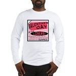 Valentine's Day for Losers Long Sleeve Tee