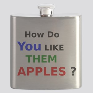 How Do You Like Them Apples Flask