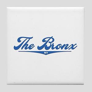 The Bronx, NY Tile Coaster