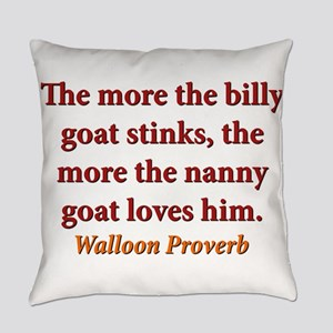 The More The Billy Goat Stinks - Walloon Everyday