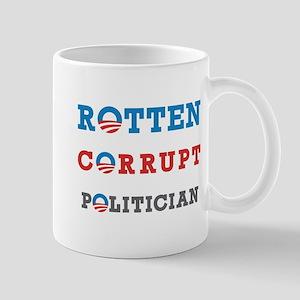 Rotten Corrupt Politician Mugs