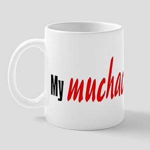 My Muchachos Can Swim Mug