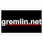gremlin.net Large Poster