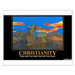 Christianity Small Poster