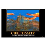 Christianity Large Poster