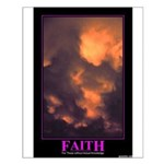 Faith Small Poster
