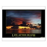 Life after Death Small Poster