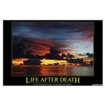 Life after Death Large Poster