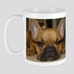 French Bulldog Calendar Mug