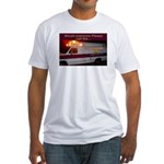 Wamblance Fitted T-Shirt