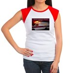 Wamblance Women's Cap Sleeve T-Shirt