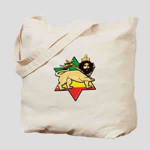 Zion Lion Tote Bag