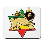 Zion Lion Mousepad