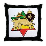 Zion Lion Throw Pillow